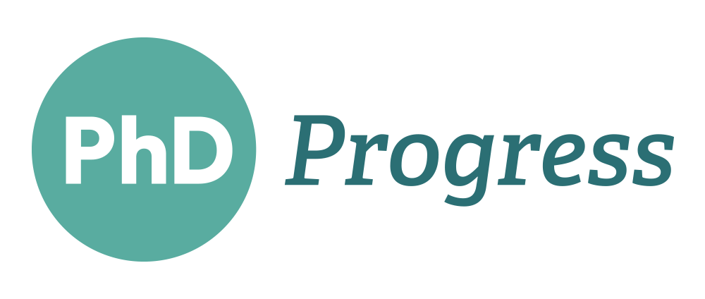 PhD Progress logo