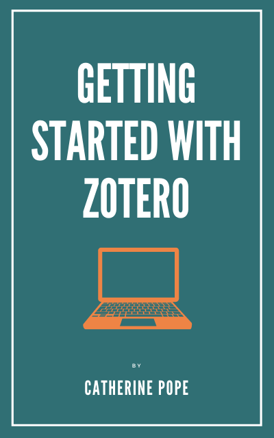 Getting Started with Zotero cover